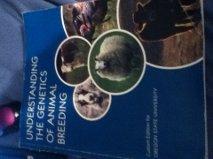 9781256881629: Understanding of Animal Genetics and breeding