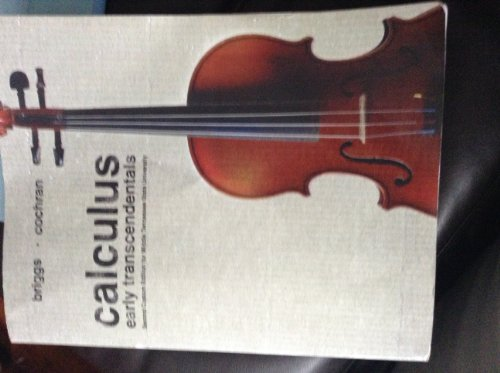 9781256924180: Calculus: Early Transcendentals Second Custom Edition for Middle Tennessee State University
