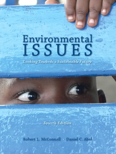 9781256933090: Environmental Issues: Looking Towards a Sustainable Future (4th Edition)