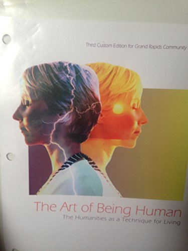 9781256934752: The Art of Being Human