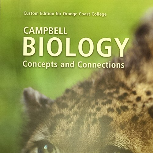 9781256947820: Custom Edition for Orange Coast College Biology: Concepts & Connections