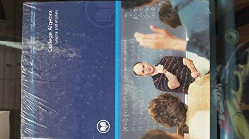 9781256976387: College Algebra: Graphs & Models Package Rio Salado College