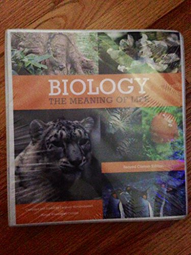 Biology: A Guide to the Natural World: David Krogh