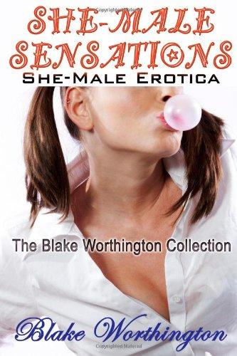 9781257069385: She-Male Sensations: She-Male Erotica