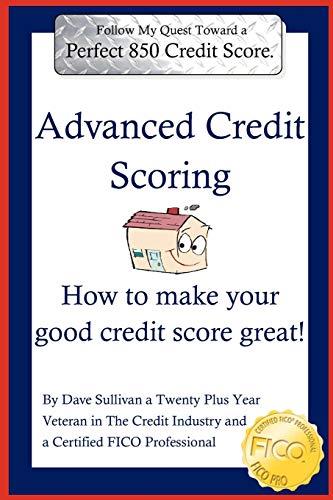 Advanced Credit Scoring: Sullivan, Dave