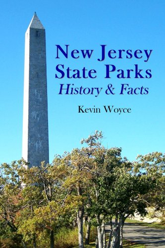 9781257632107: New Jersey State Parks: History & Facts