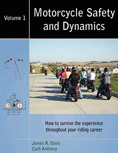 9781257645886: Motorcycle Safety and Dynamics: Vol 1 - Color