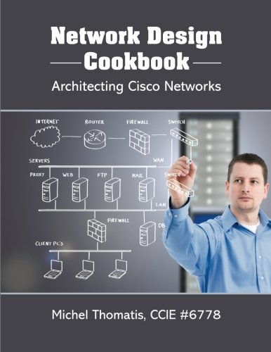 9781257750245: Network Design Cookbook: Architecting Cisco Networks