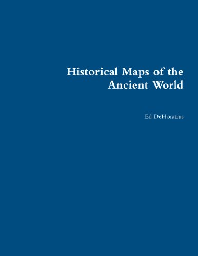 9781257813704: Historical Maps Of The Ancient World