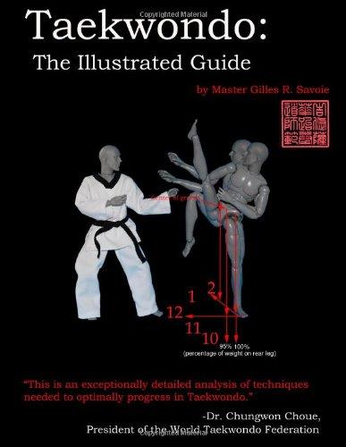 9781257831104: Taekwondo: The Illustrated Guide