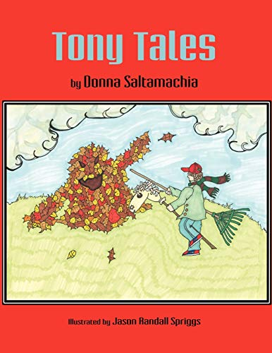 Tony Tales: Donna Saltamachia