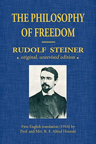 9781257835126: The Philosophy Of Freedom