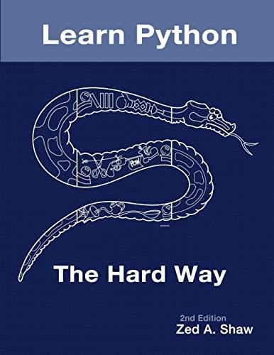 9781257853212: Learn Python the Hard Way
