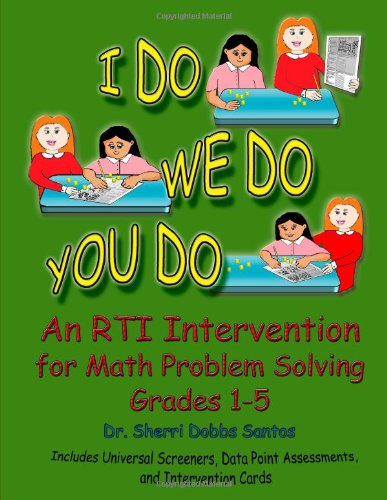 9781257918119: I Do We Do You Do Math Problem Solving Grades 1-5 Perfect