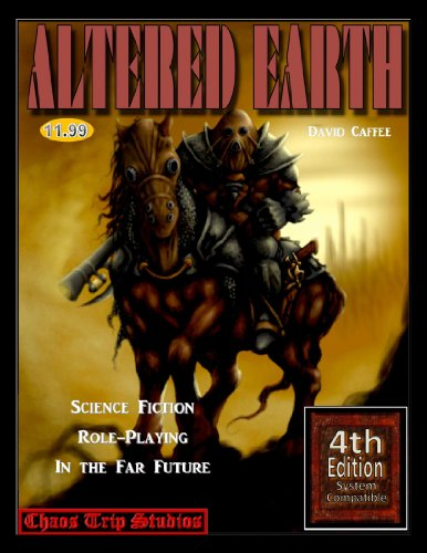 Altered Earth: David Caffee