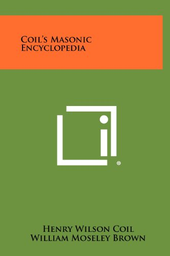 9781258002527: Coil's Masonic Encyclopedia