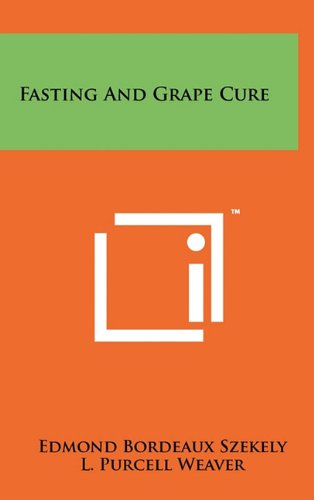 9781258002985: Fasting And Grape Cure