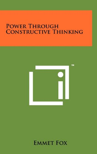9781258004316: Power Through Constructive Thinking
