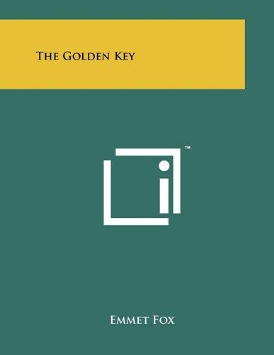9781258005207: The Golden Key