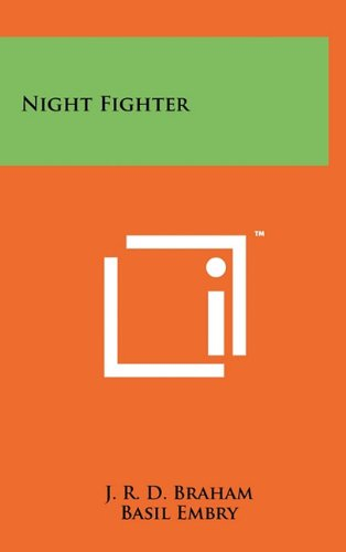 9781258005757: Night Fighter