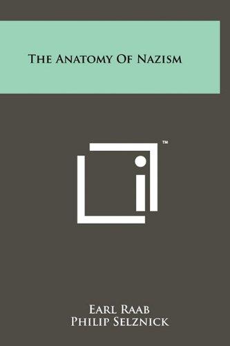 9781258007973: The Anatomy of Nazism