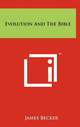 9781258023973: Evolution and the Bible