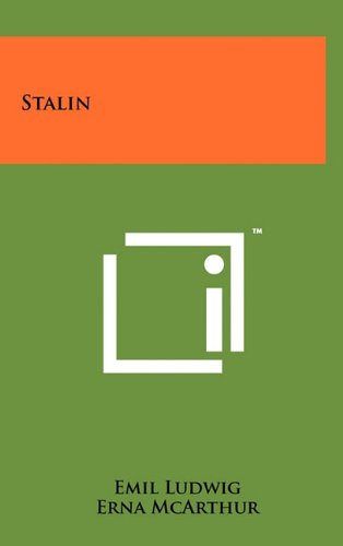 Stalin (1258041383) by Emil Ludwig