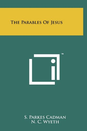 9781258053147: The Parables Of Jesus