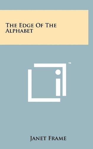 9781258055301: The Edge Of The Alphabet
