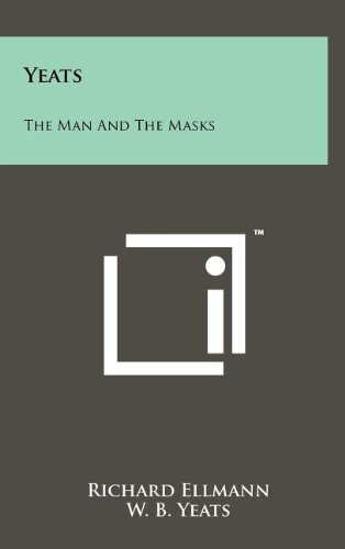 9781258062927: Yeats: The Man And The Masks