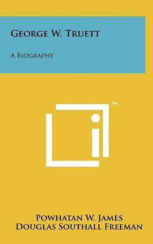 9781258063184: George W. Truett: A Biography
