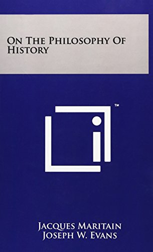 9781258092313: On The Philosophy Of History