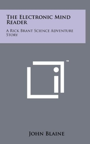 9781258096922: The Electronic Mind Reader: A Rick Brant Science Adventure Story