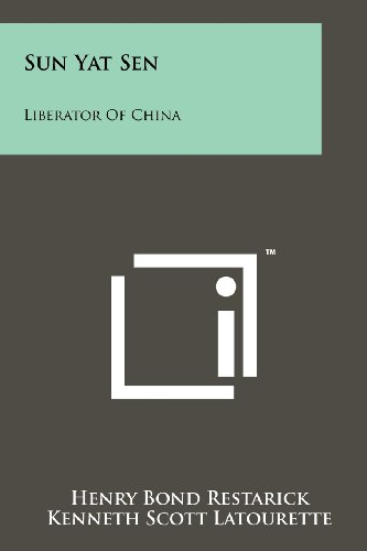 9781258116545: Sun Yat Sen: Liberator Of China