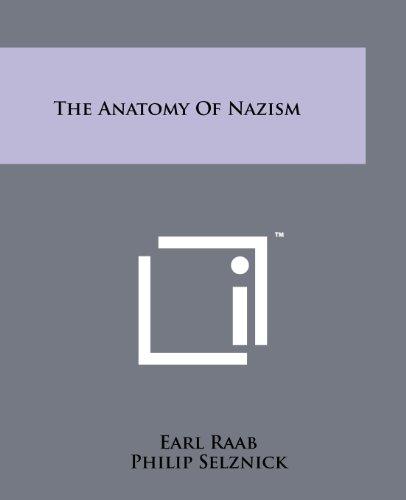 9781258118464: The Anatomy of Nazism