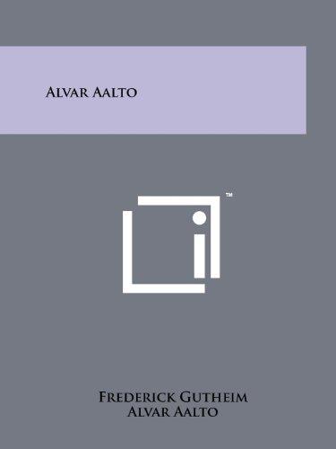 9781258123208: Alvar Aalto