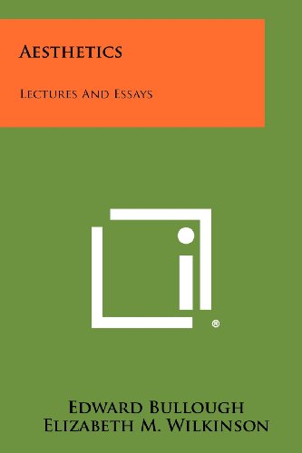 9781258129835: Aesthetics: Lectures and Essays