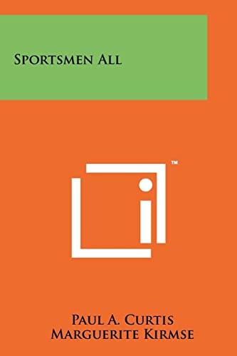 9781258129842: Sportsmen All
