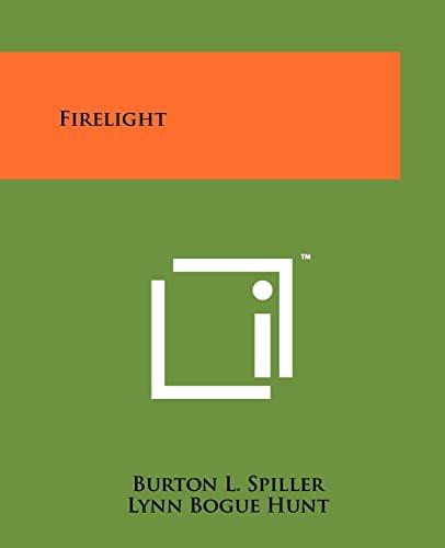 9781258130176: Firelight
