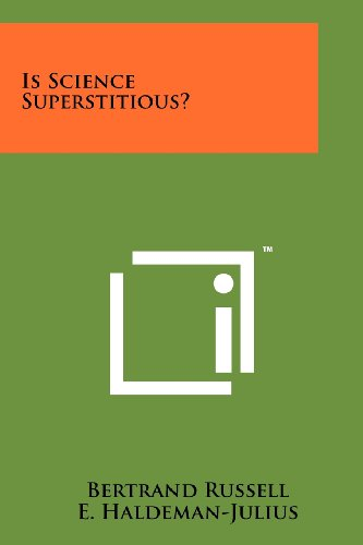 Is Science Superstitious? (Paperback): Bertrand Russell