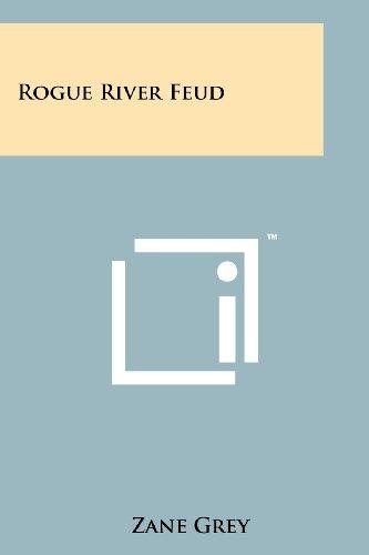 9781258148126: Rogue River Feud