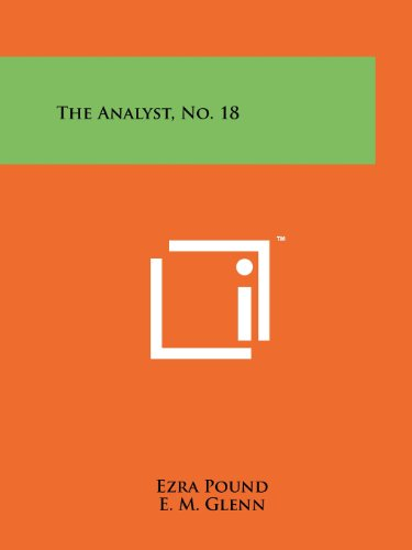 9781258150303: The Analyst, No. 18