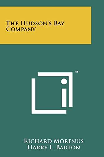 9781258152581: The Hudson's Bay Company