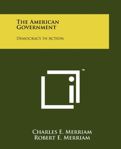 9781258154837: The American Government: Democracy In Action