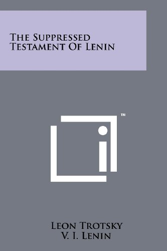 9781258155421: The Suppressed Testament Of Lenin