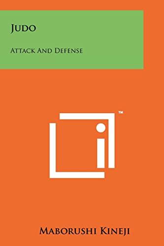 Judo: Attack And Defense: Kineji, Maborushi