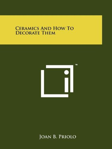 9781258175733: Ceramics And How To Decorate Them