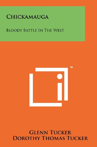 9781258178284: Chickamauga: Bloody Battle In The West