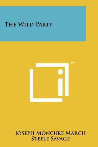 9781258189716: The Wild Party