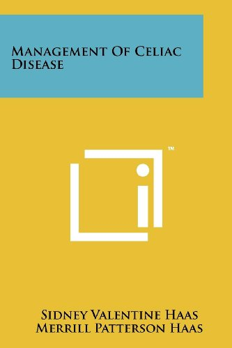 9781258196219: Management of Celiac Disease